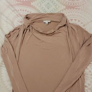 Cabi long sleeve top size M